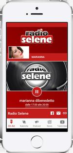 App iOS Radioselene